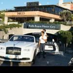 Rolls Royce Motor Cars Store In Porto Cervo Costa Smeralda Sardinia Italy Stock Photo Alamy