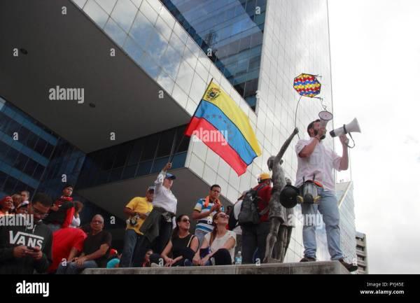 Venezuela National Flag Government Freedom Stock Photos ...