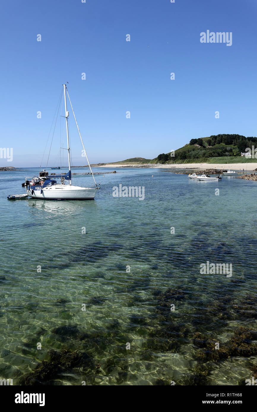 Herm Island Channel Stock Photos Amp Herm Island Channel Stock Images Alamy