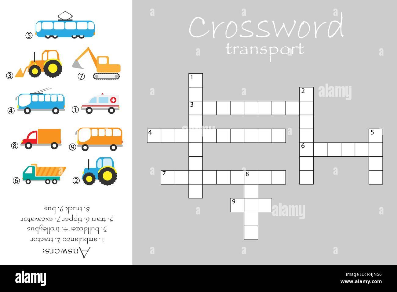 Crossword Children Stock Photos Amp Crossword Children Stock Images