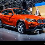 Bmw X1 High Resolution Stock Photography And Images Alamy
