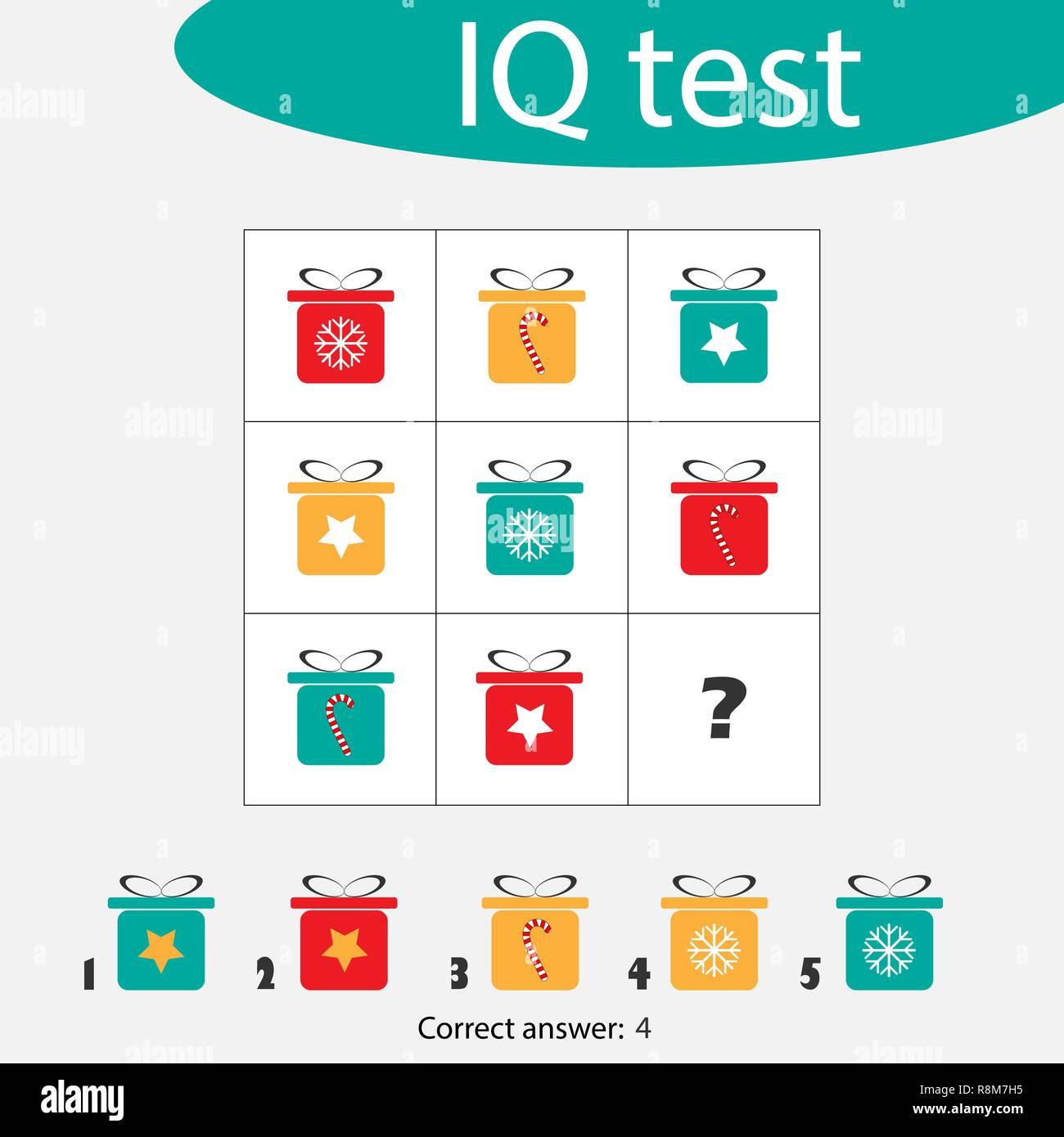 Iq Test Children Stock Photos Amp Iq Test Children Stock