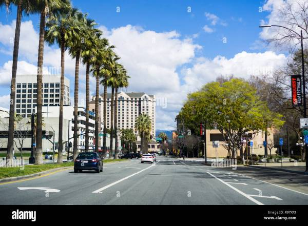 San Jose Ca Architecture Stock Photos & San Jose Ca ...