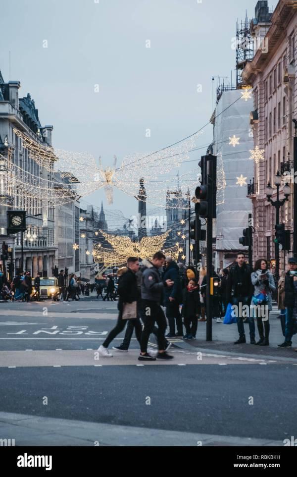 christmas lights london 2019 # 92