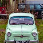Fiat 600 Classic Car Viewed From The Front Stock Photo Alamy