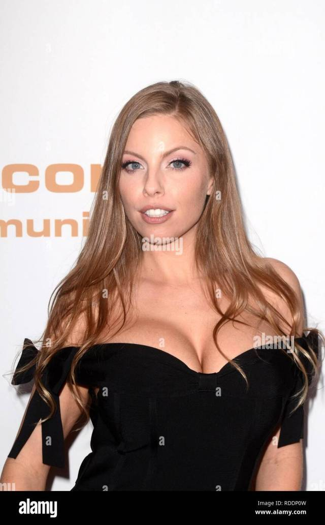 Britney Amber At Arrivals For 2019 Xbiz Awards Westin Bonaventure Hotel Los Angeles Ca January 17 2019 Photo By Priscilla Grant Everett Collection