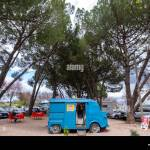 Mobile Food Van High Resolution Stock Photography And Images Alamy