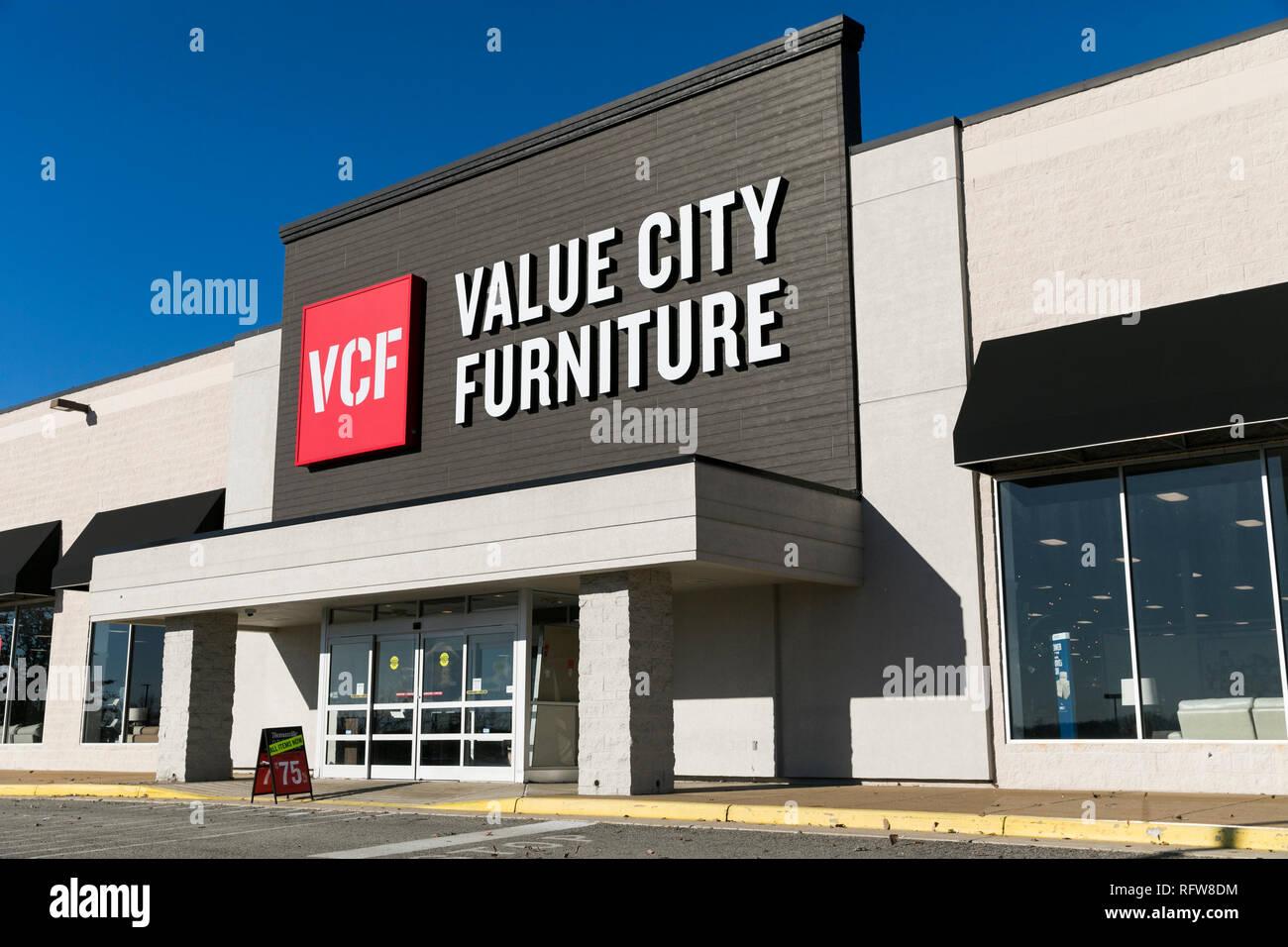 Virginia Furniture Stock Photos & Virginia Furniture Stock