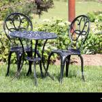 Wrought Iron Garden Furniture High Resolution Stock Photography And Images Alamy