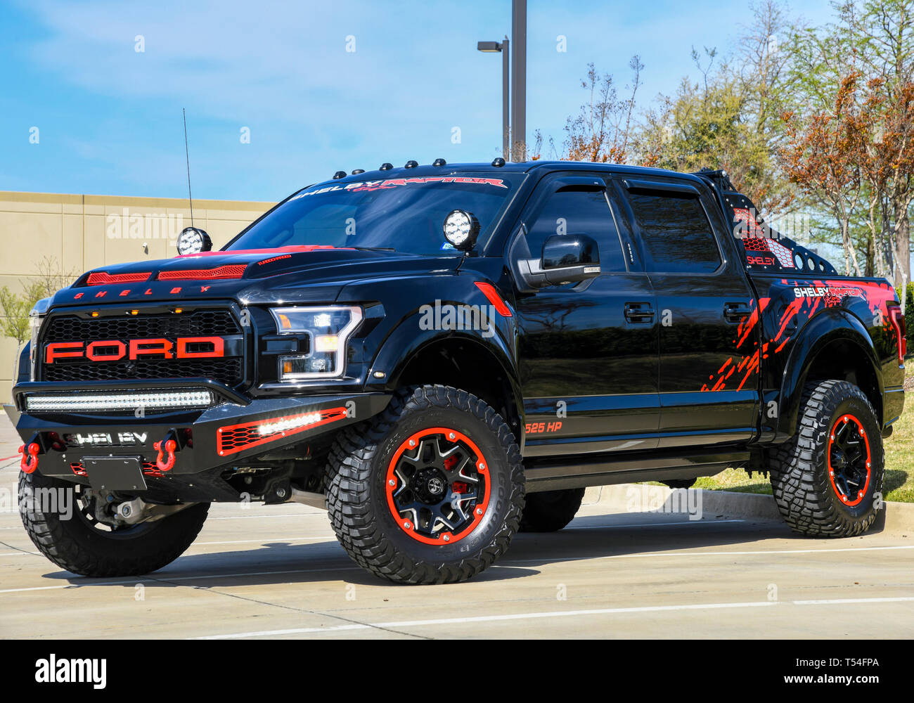 https www alamy com april 20 2019 2018 ford f 150 shelby raptor baja 525hp turbo fox 3 2018 shelby baha raptor we have 7 pages of added shelby and upgrade options call for a copy sonny 972 523 9797 shelby baja raptor 117460 additional installed upgrades 15357 full ford and shelby warranty one owner certified baja option group 525 hp 610 fpt performance upgrade option list to ecoboost turbo shelby tuned performance exhaust dual intake baja hood fox 3 raptor stage 2 shock system 18 baja wheels bfg muds 35125018 with two full spares xl power steps front and rear shelby bumpers led led leds 40 cur image244118626 html