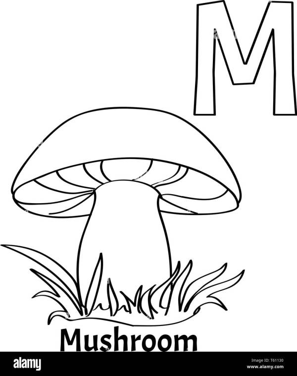 m coloring page # 57