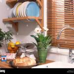 Plate Racks In Kitchen High Resolution Stock Photography And Images Alamy