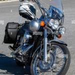 Honda Shadow High Resolution Stock Photography And Images Alamy
