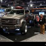 Customized Truck Sema High Resolution Stock Photography And Images Alamy