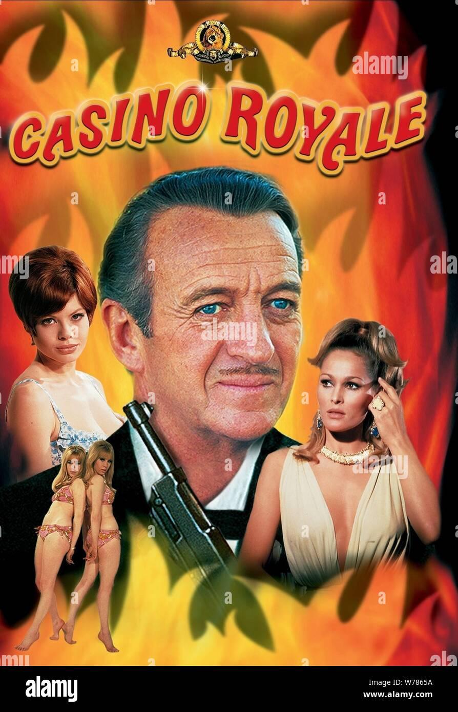 https www alamy com david niven ursula andress poster casino royale 1967 image262638582 html