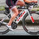 Trek Frameset Cycle Frame Close Up Bike Wheels Road Bike Wheels Pro Bikes Wheel Sets Logoliverpool Triathlon Uk Stock Photo Alamy