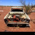 Abandoned Car Australia High Resolution Stock Photography And Images Alamy