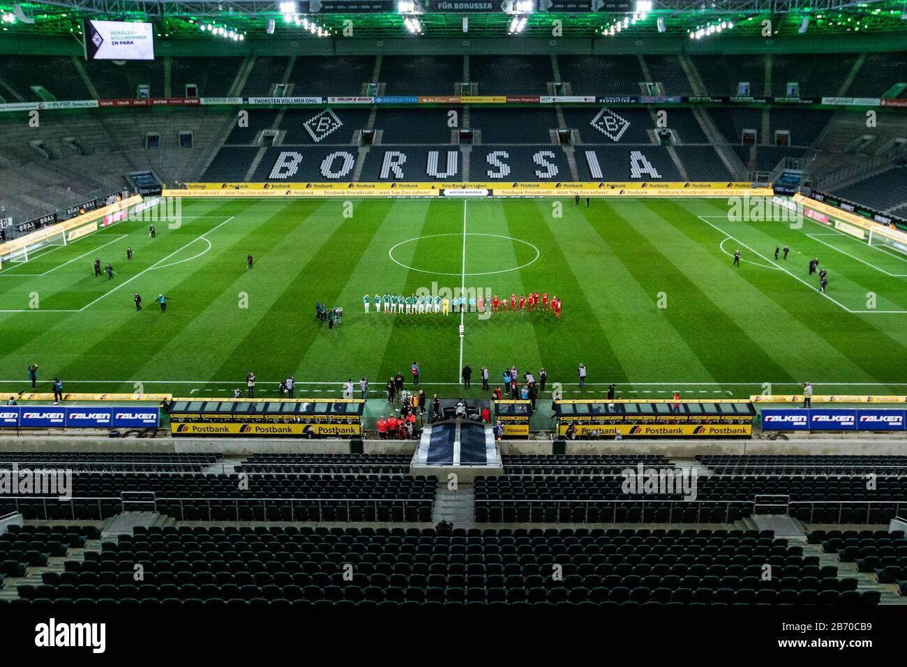 das stadion von borussia