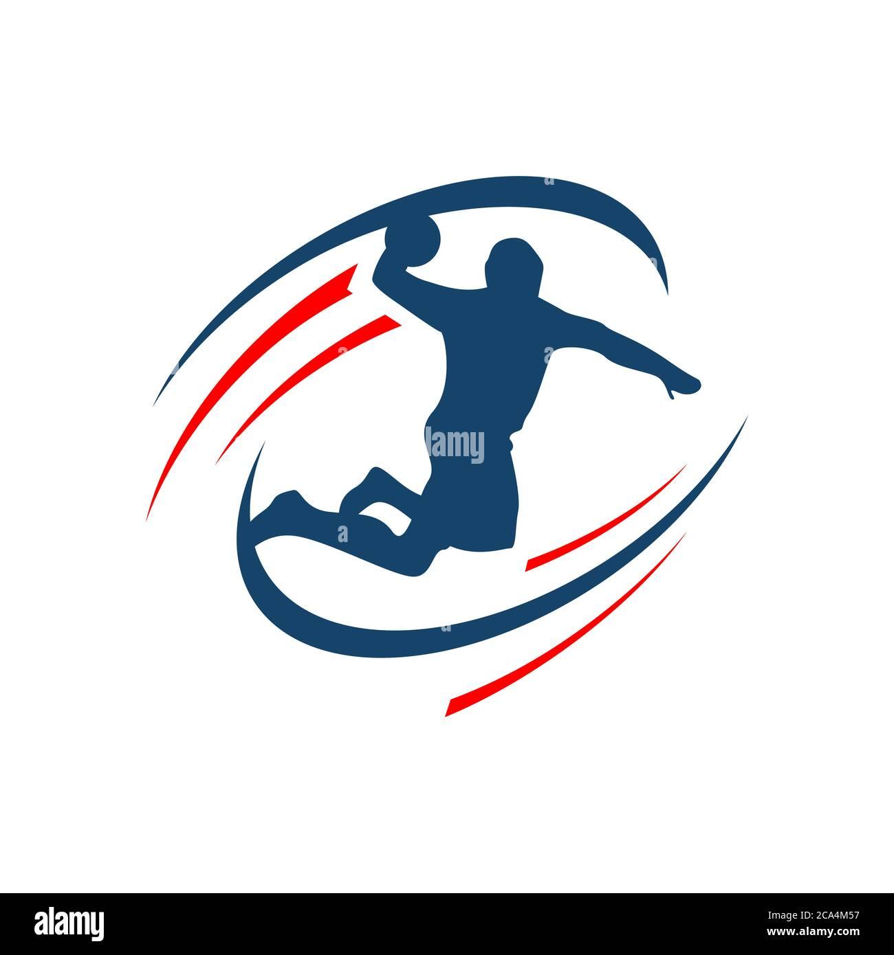 handball floor ausgeschnittene