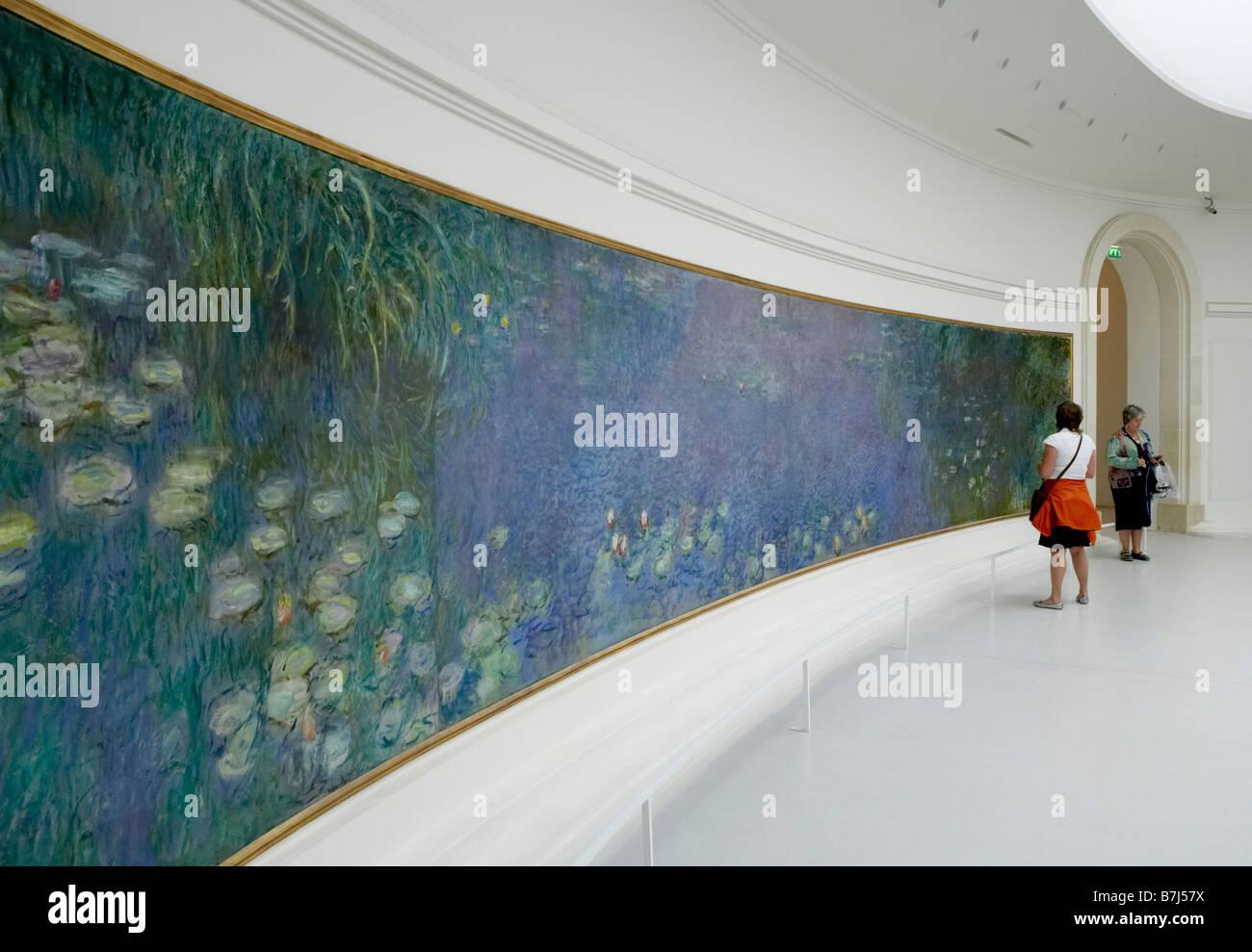 Nympheas Claude Monet Stockfotos Amp Nympheas Claude Monet