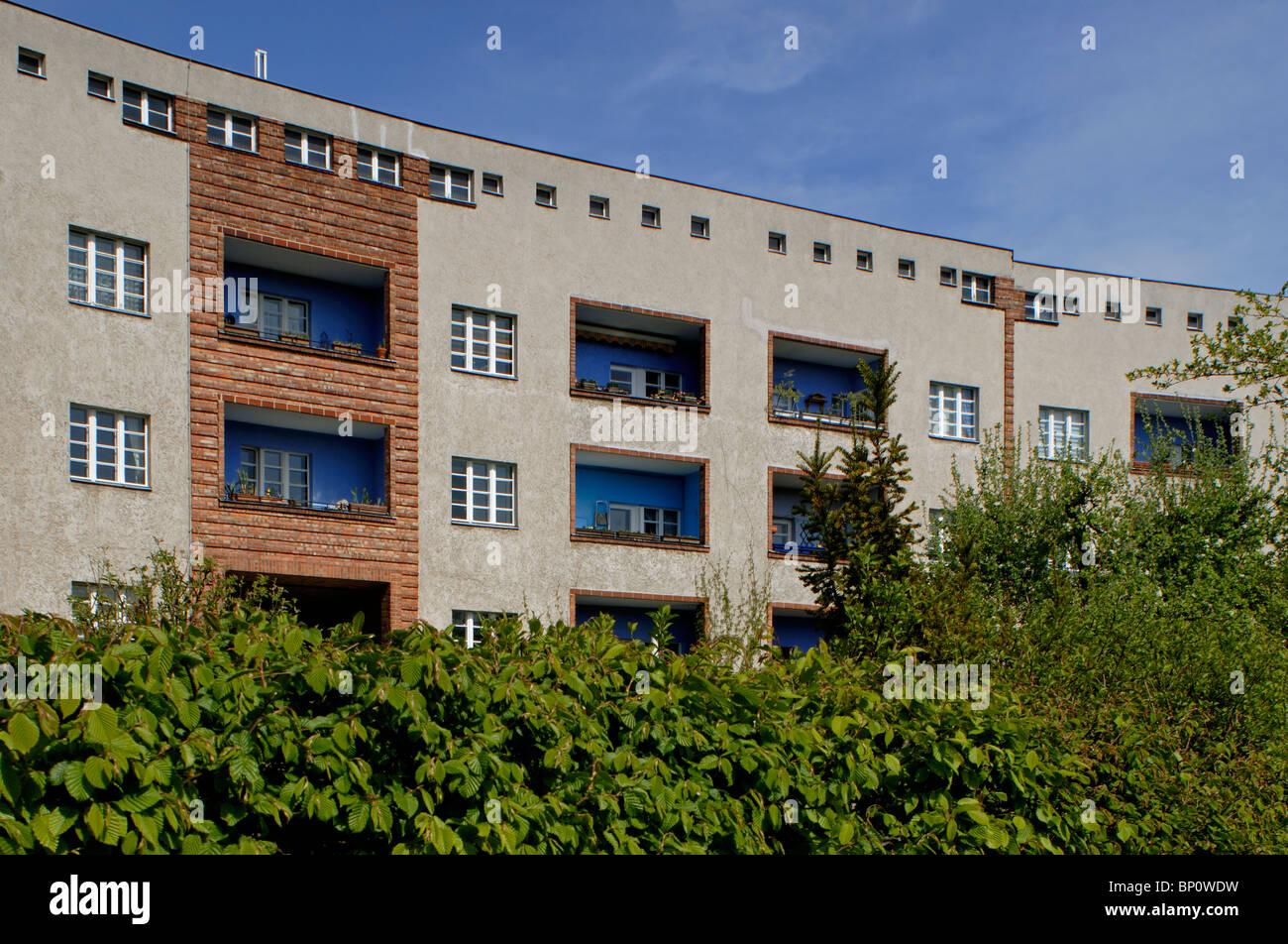 Berlin Hufeisensiedlung Hufeisen Nachlass Von Bruno Taut