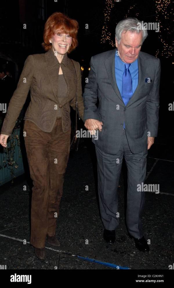 Robert Wagner And Jill St John Stockfotos & Robert Wagner ...