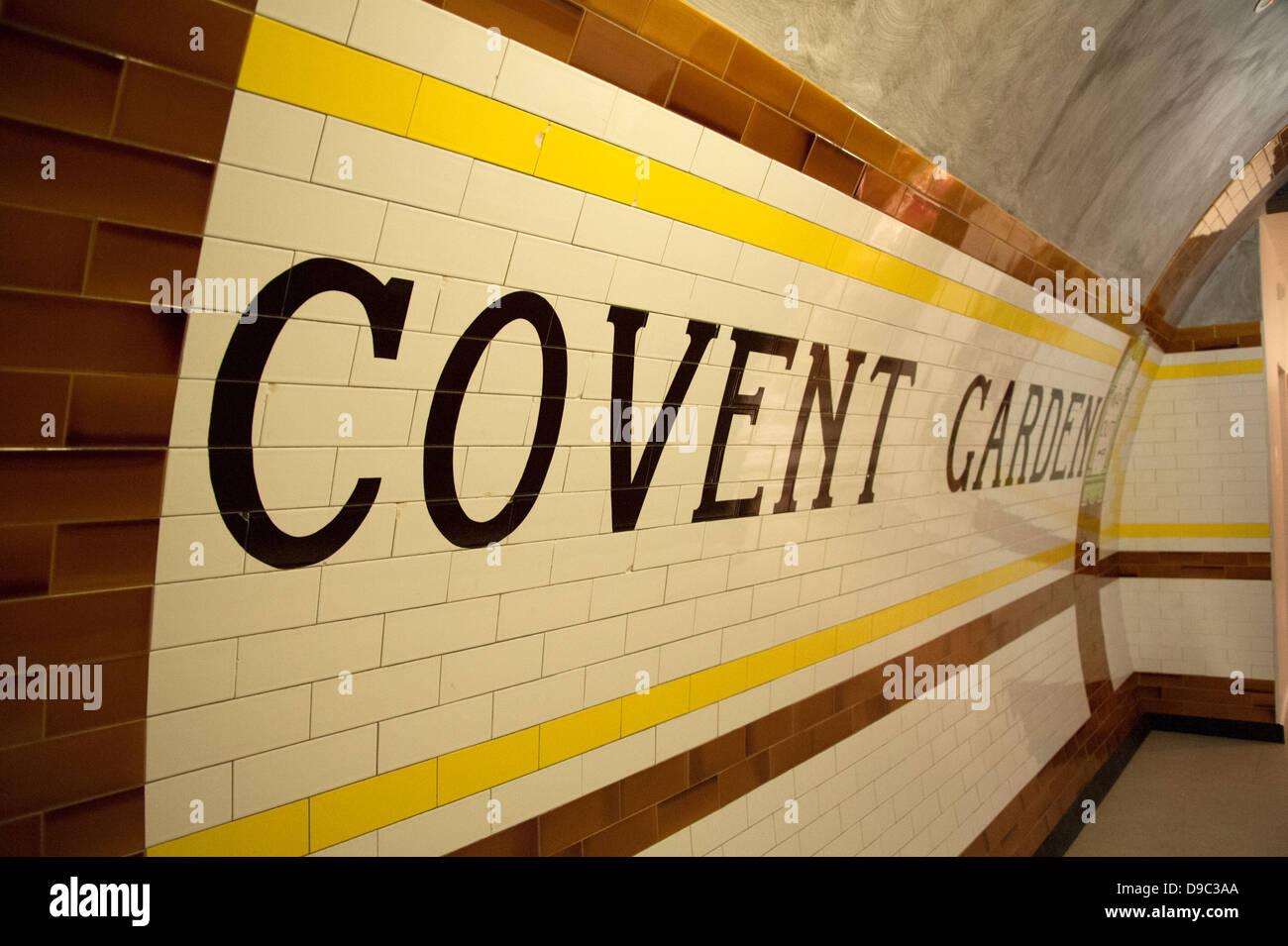 covent garden tube station fliesen