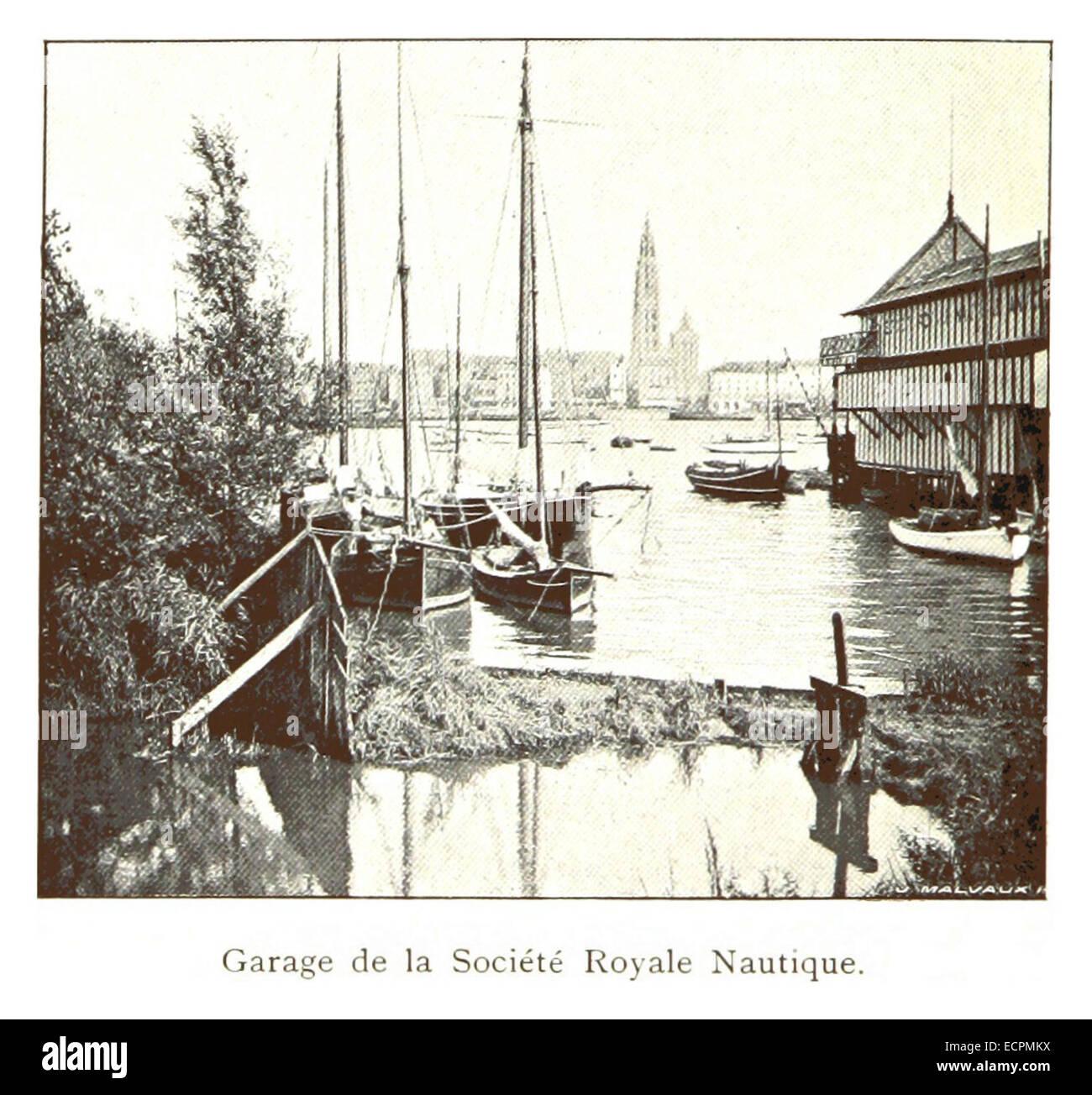 historische garage stockfotos und