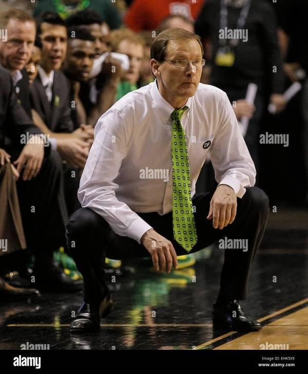 Las Vegas, NV, USA. 14. März 2015. Oregon Head Coach Dana ...