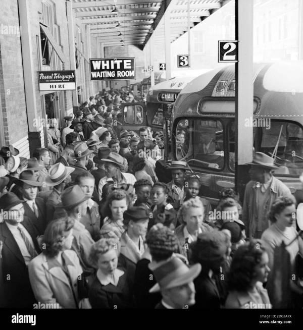 Racial Segregation Usa Fotos e Imágenes de stock - Alamy