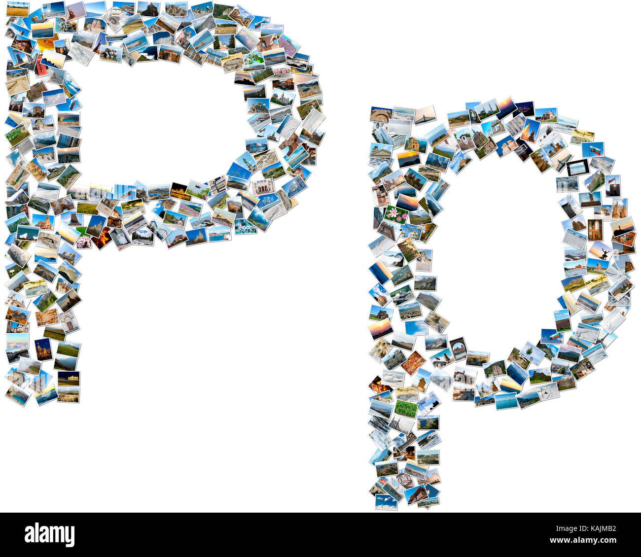 Letra P Minuscula Fotos E Imagenes De Stock