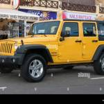 Black Jeep Wrangler Fotos E Imagenes De Stock Alamy