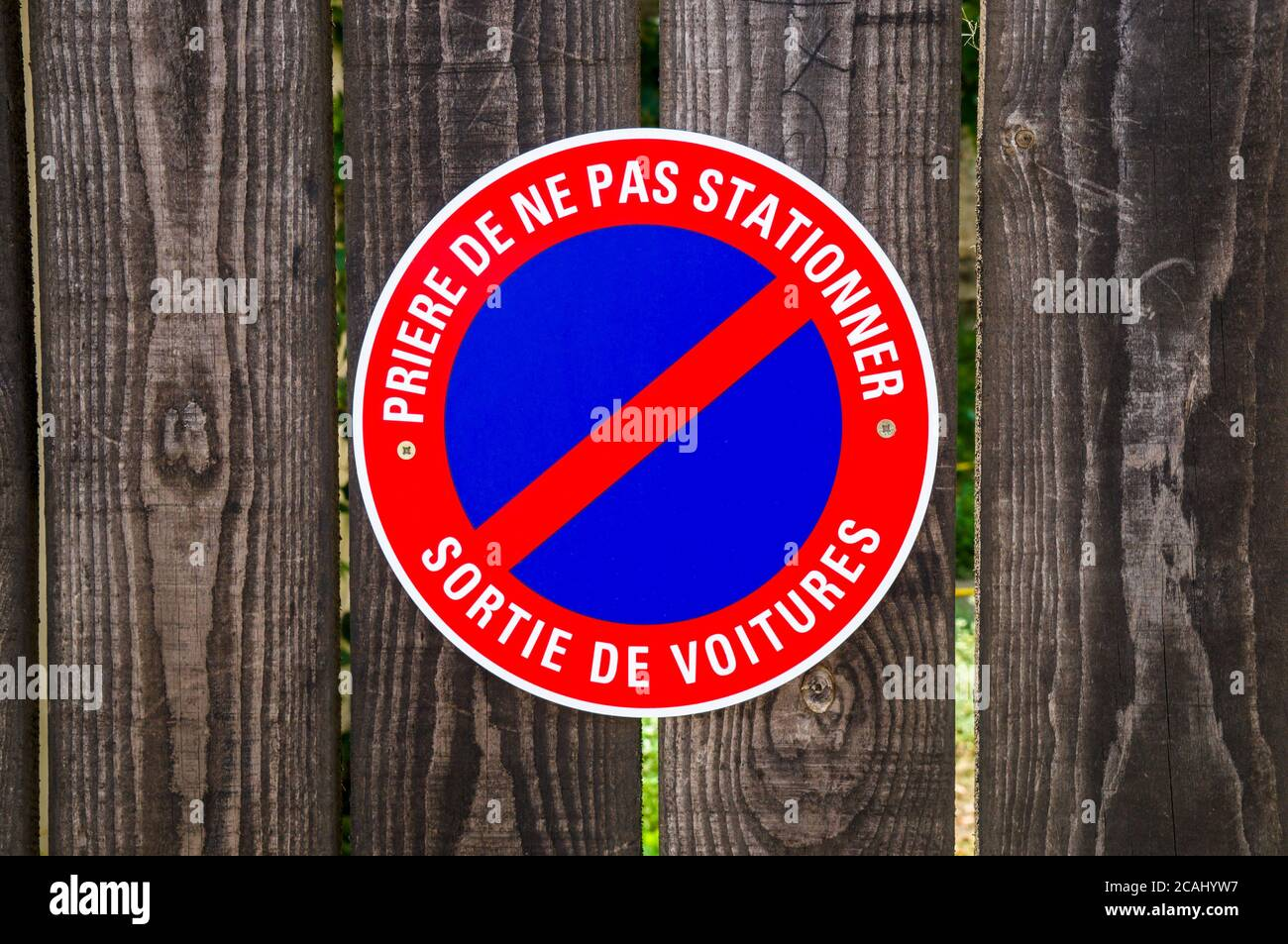 French Parking Sign Banque D Image Et Photos Page 8 Alamy