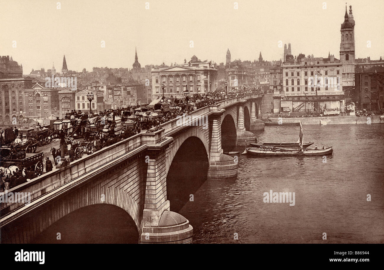 https www alamyimages fr photo image londres au 19eme siecle 22266500 html