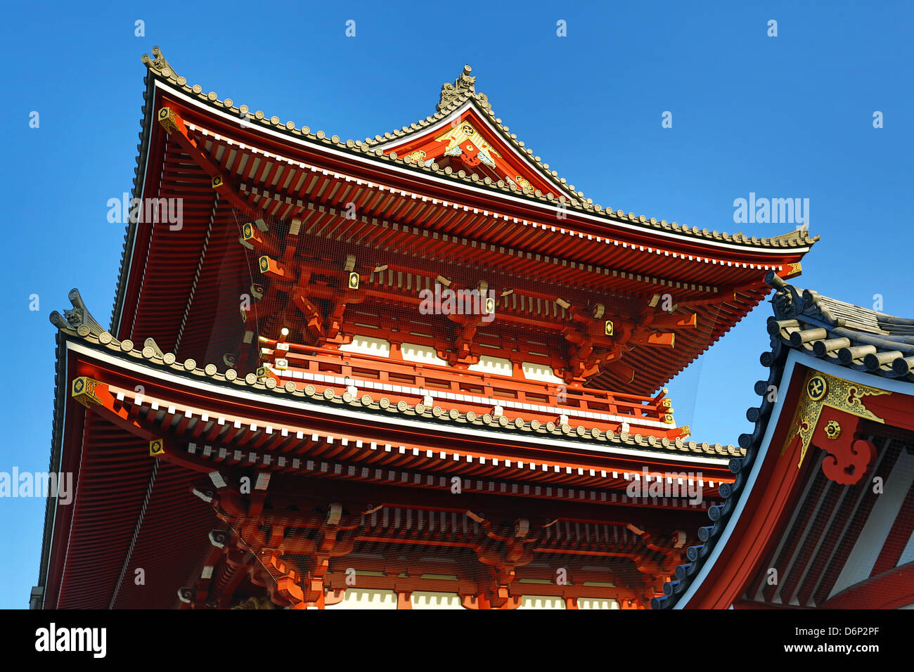 Toiture Japonaise Free Faade Cour Intrieure Eaveshouse