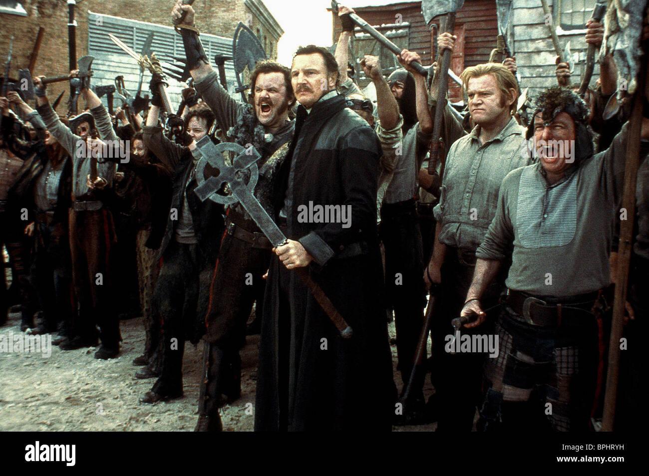 John C Reilly Liam Neeson Brendan Gleeson Gangs Of New York Foto Amp Immagine Stock