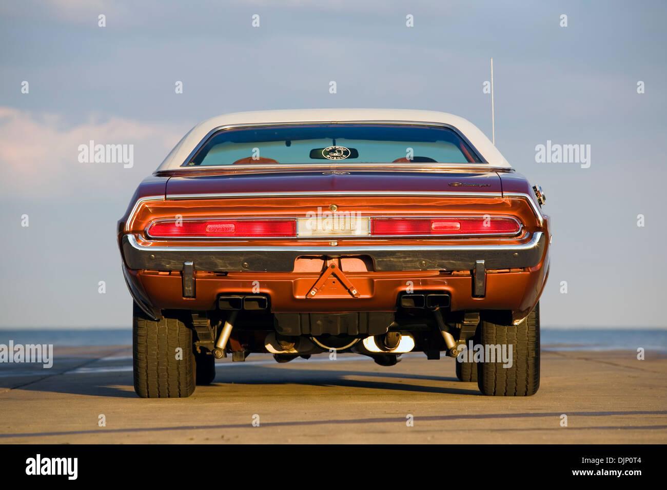 https www alamy it 1970 dodge challenger muscolo posteriore auto image63178532 html