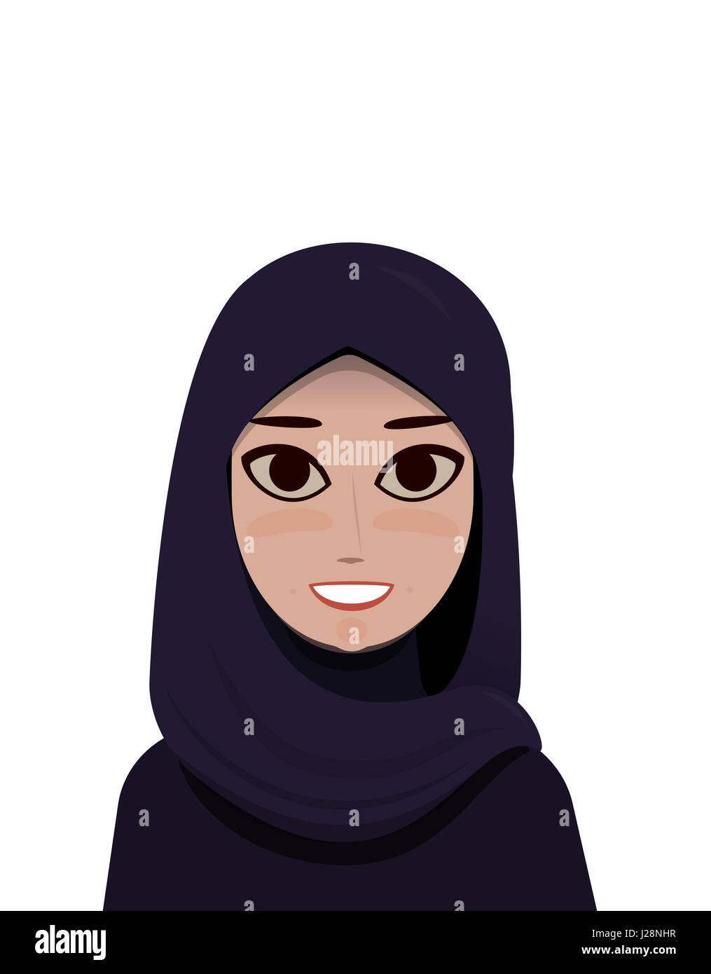 A muslim woman has the right to. Cartoon Girl Hijab Immagini E Fotos Stock Pagina 3 Alamy