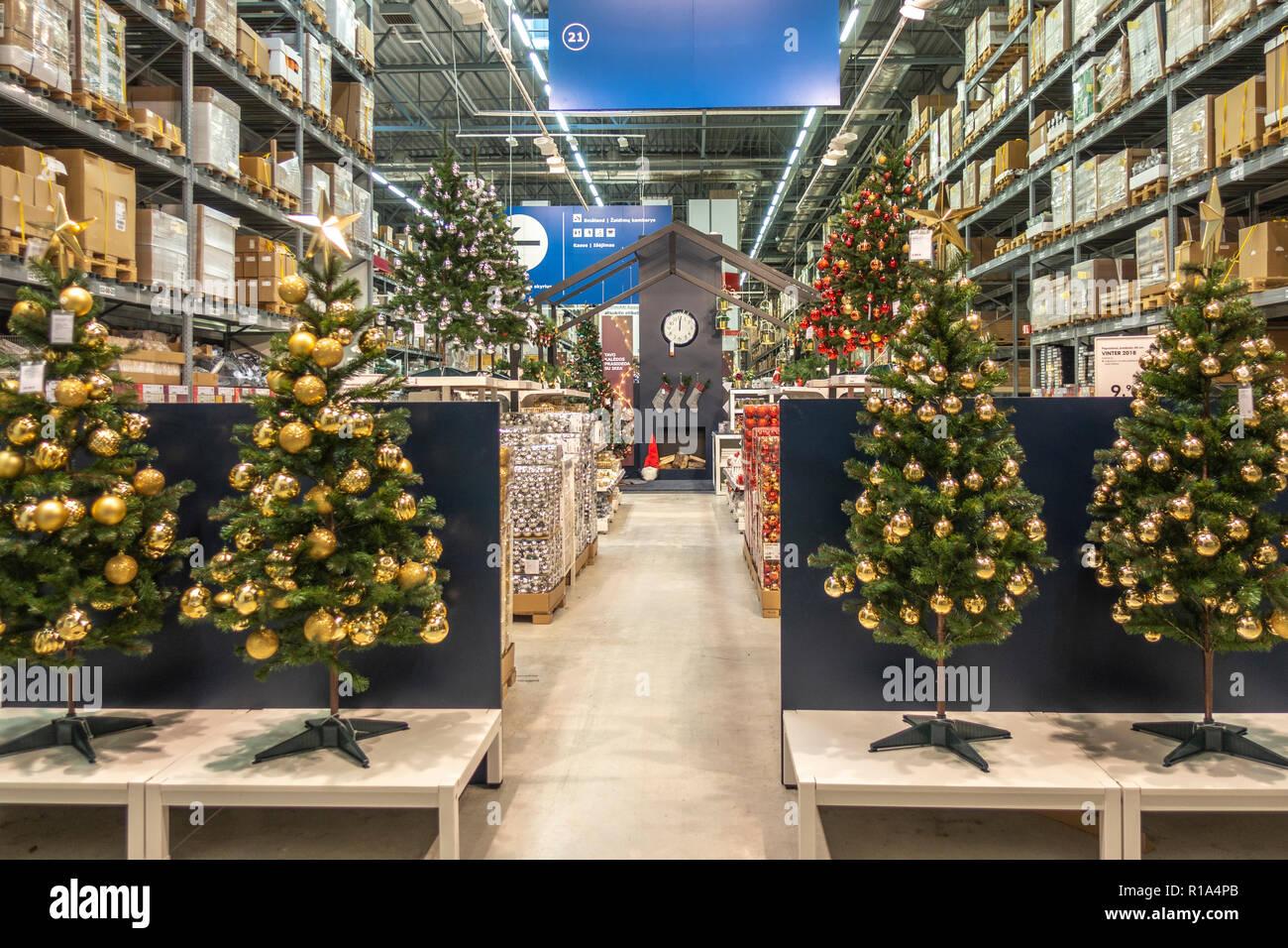 La Nuova Collezione Di Natale Decorazioni Presenti In