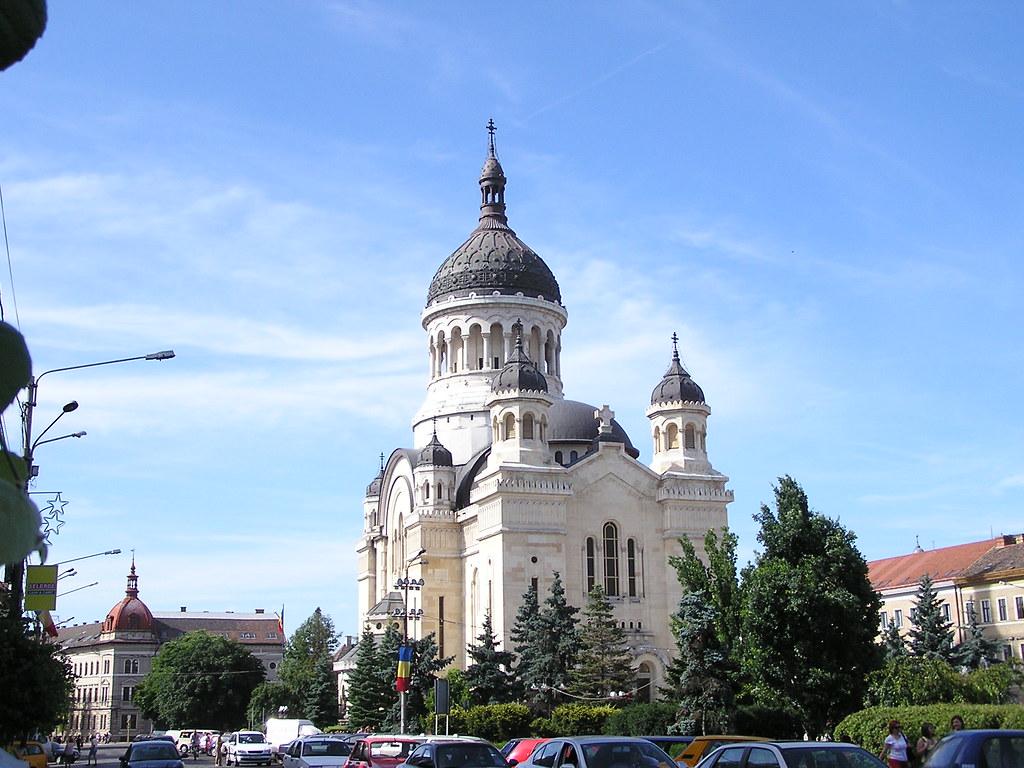 Rumania Catedral Nuestra Señora de la Asuncion Ortodoxa Cluj-Napoca 11