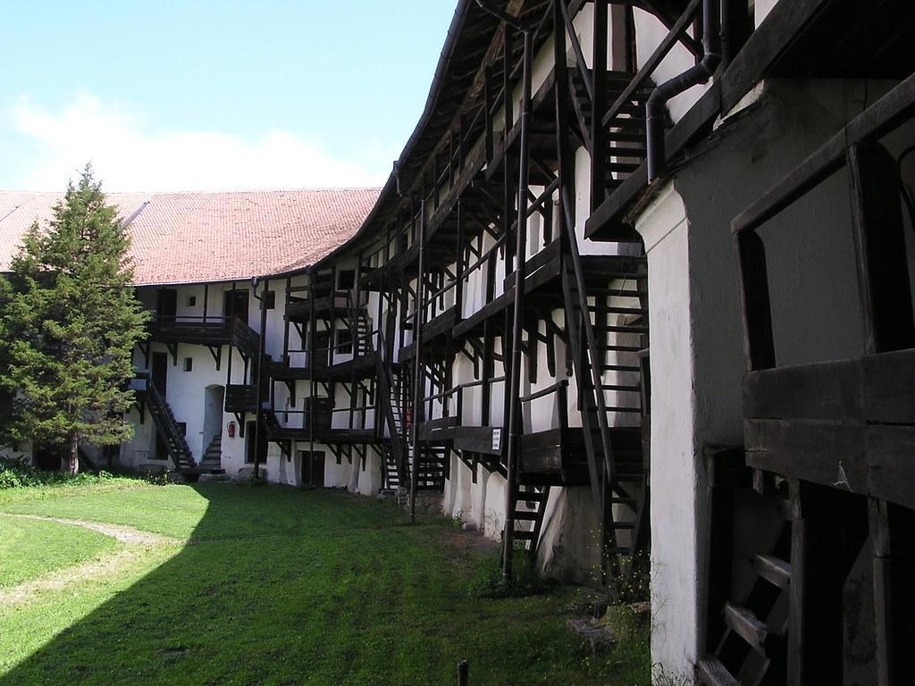 Rumania Iglesia fortificada de Prejmer 08
