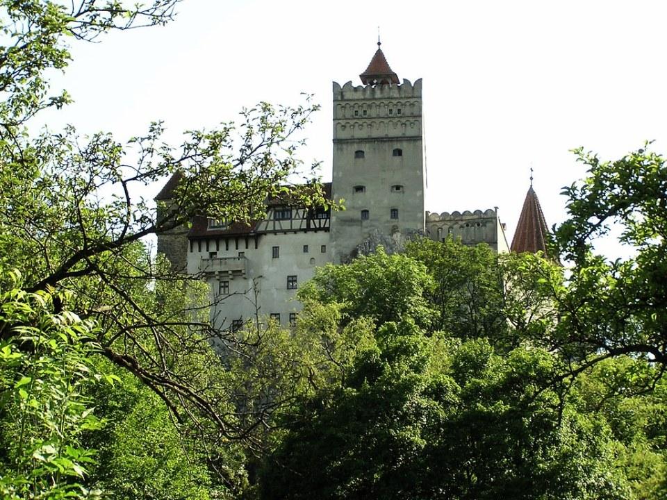 Castillo de Bran o de Dracula Rumania 22