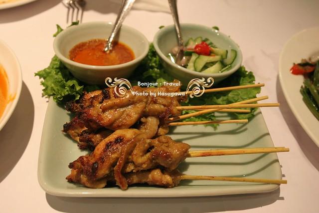 泰式沙嗲雞-1