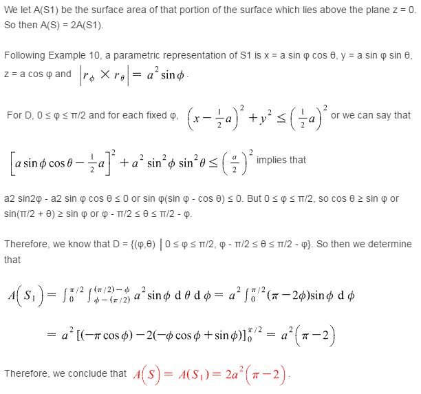 Stewart-Calculus-7e-Solutions-Chapter-16.6-Vector-Calculus-63E