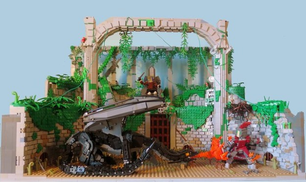 MOC Olympics Finals: Full view