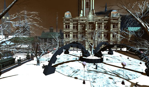 Babbage Square