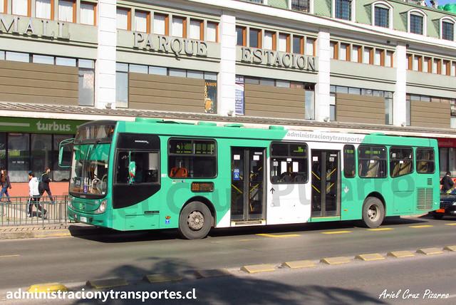 Transantiago I09 | Buses Vule | Caio Mondego H 13.2 - Mercedes Benz / FLXK16