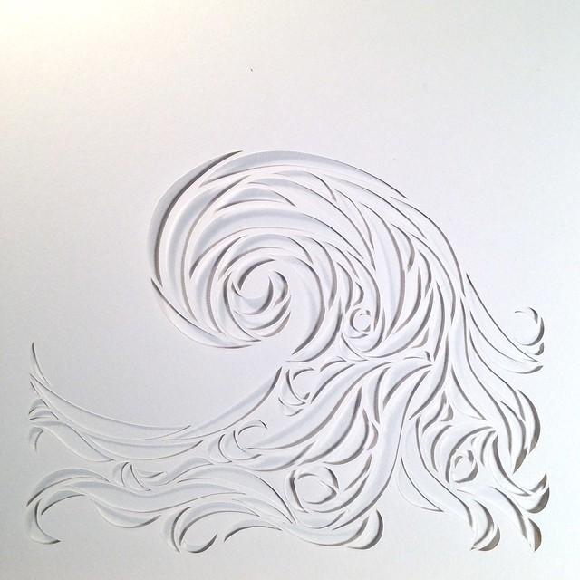 Commission: Wave