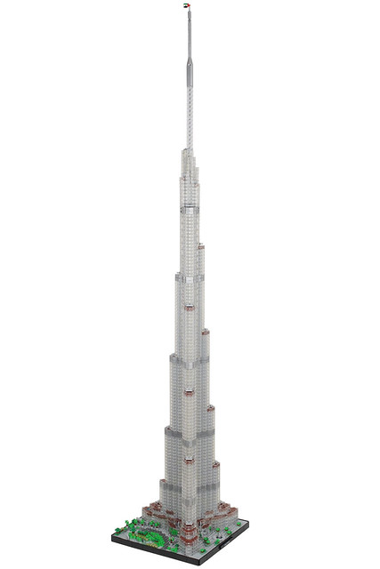 1/650 Burj Khalifa