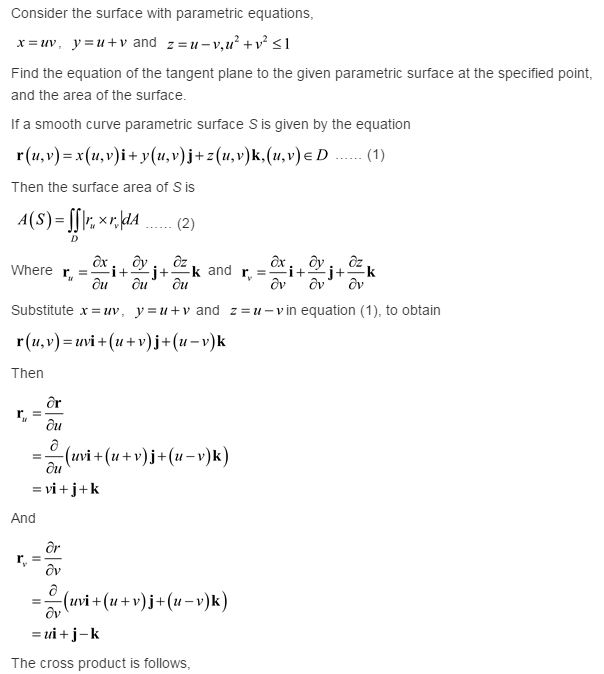 Stewart-Calculus-7e-Solutions-Chapter-16.6-Vector-Calculus-49E